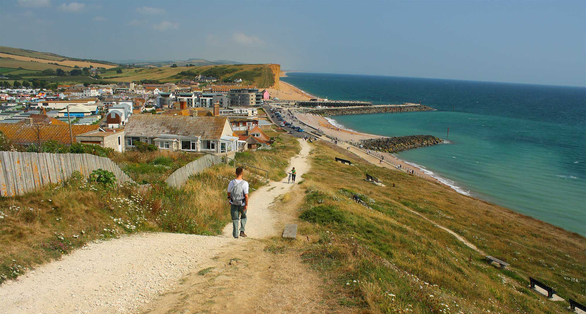 Explore The South West Coast Path From Your Base In West Bay
